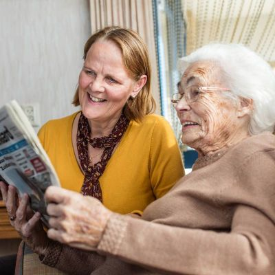 Zorgsaam Heusden dementiemaatjes